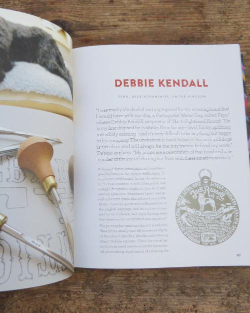 Uppercase Designers Compendium Feature | The Enlightened Hound