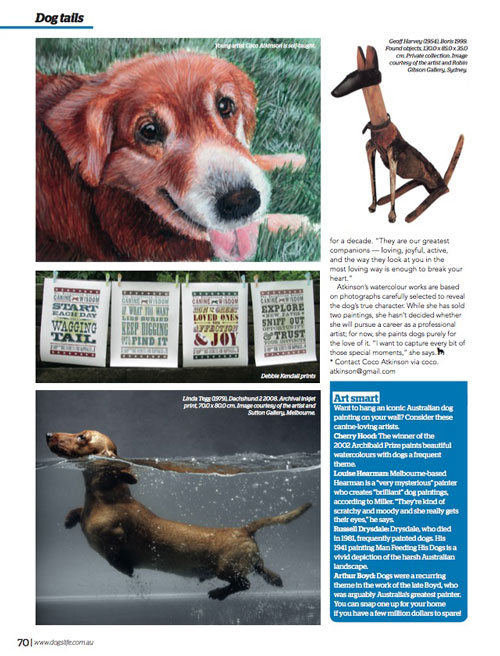 The Enlightened Hound in Dogs Life magazine
