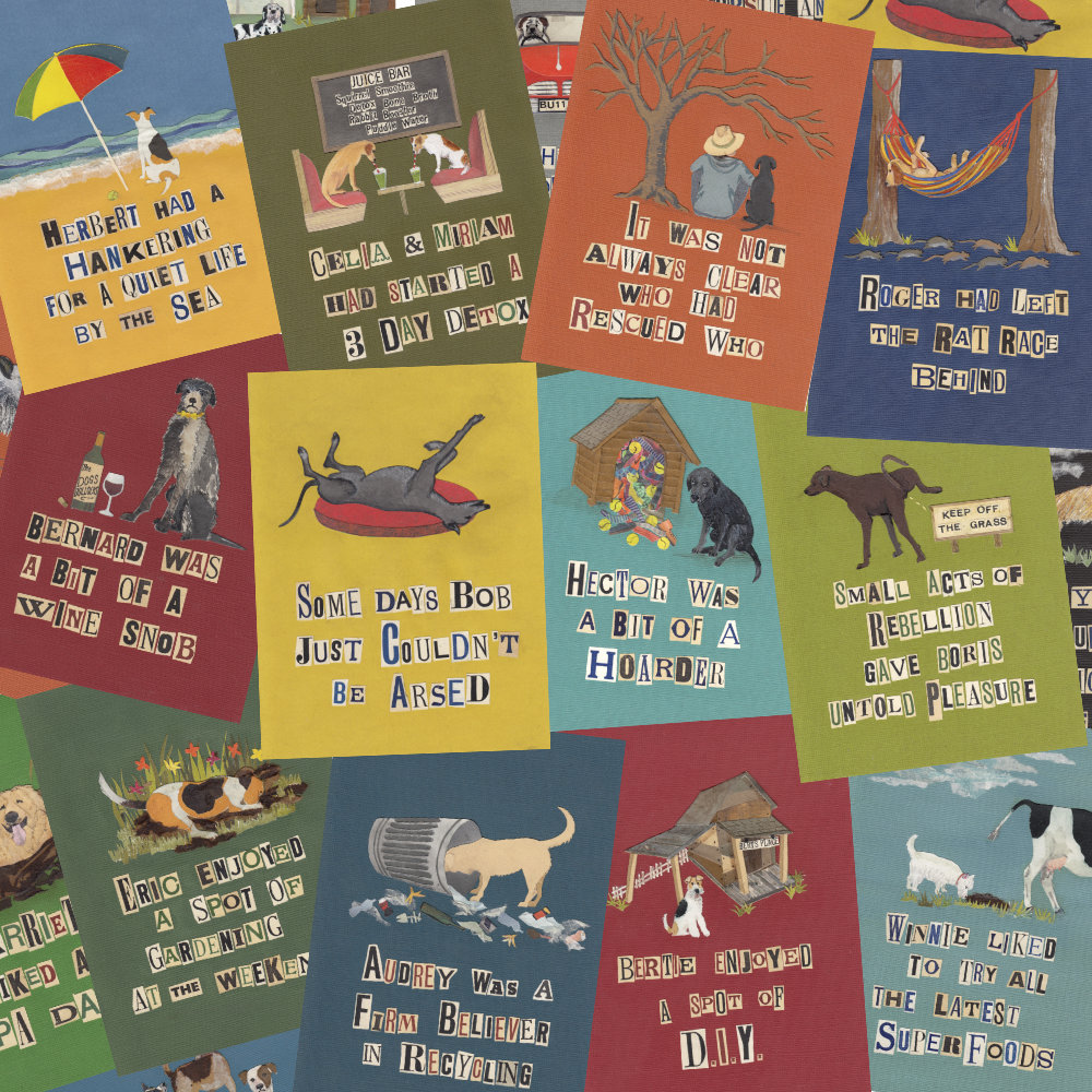 Humorous Dog Cards