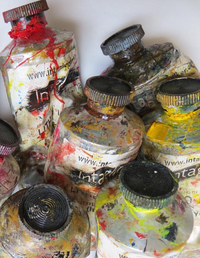 Relief Printmaking Ink - Debbie Kendall