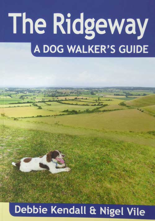 Ridgeway Dog Walkers Book by Debbie Kendall