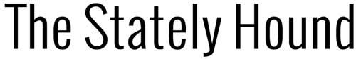 Stately Hound Blog Logo