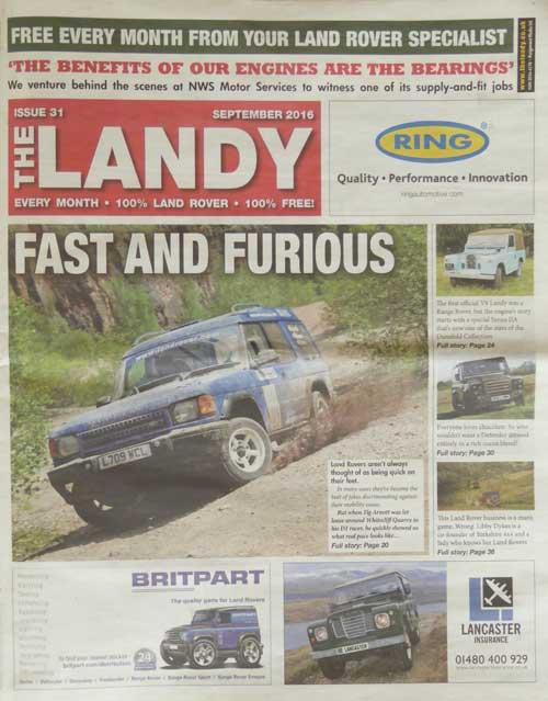 The Landy Newspaper UK