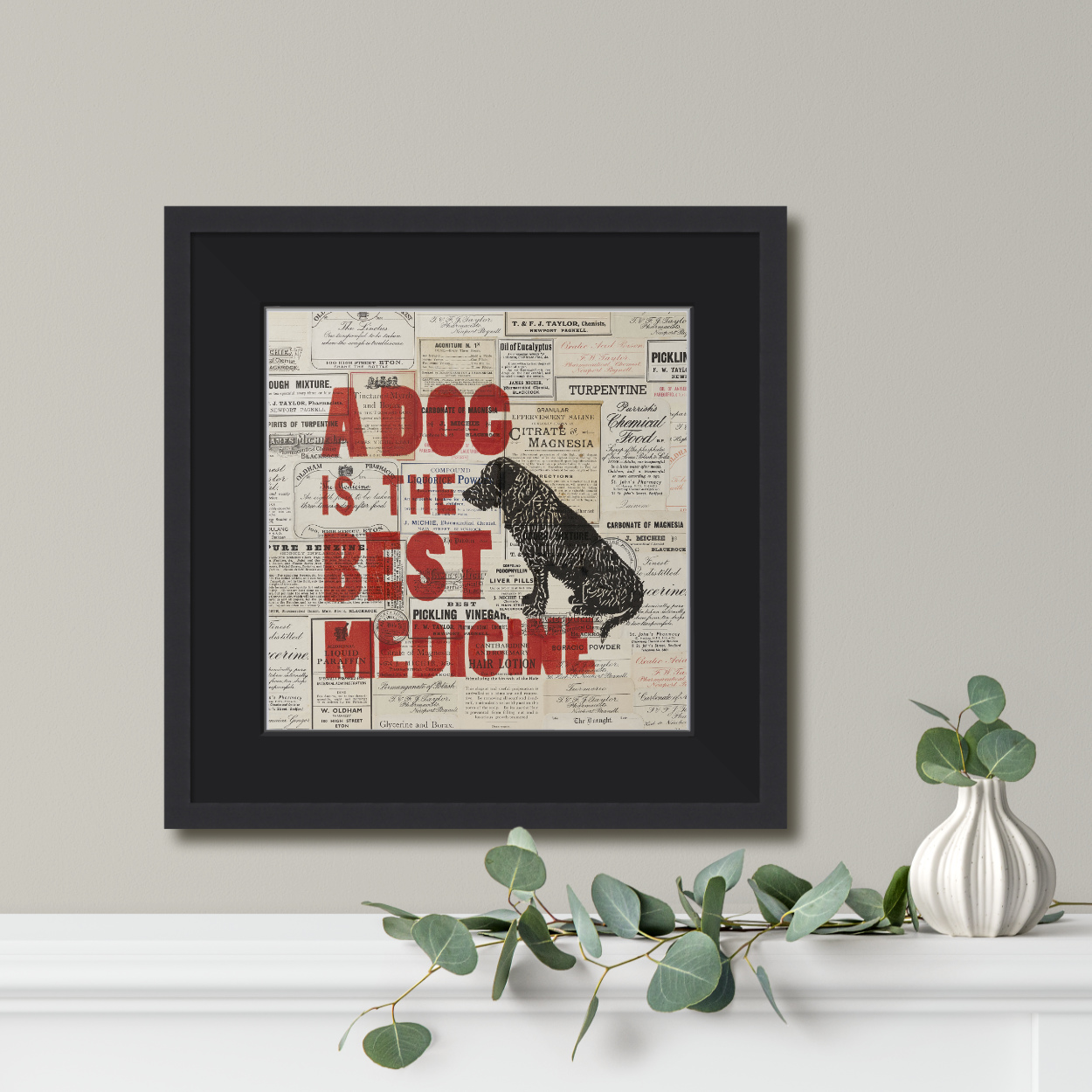 Vet Doctor Nurse Dog Lover Gift Idea | The Enlightened Hound